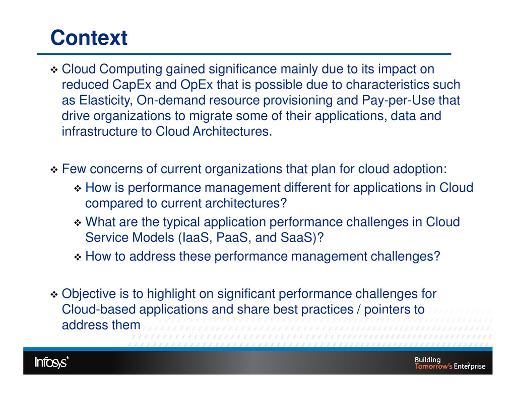 Context Cloud Computing gained significance mai...