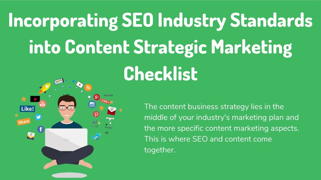 The content business strategy lies in the middl...