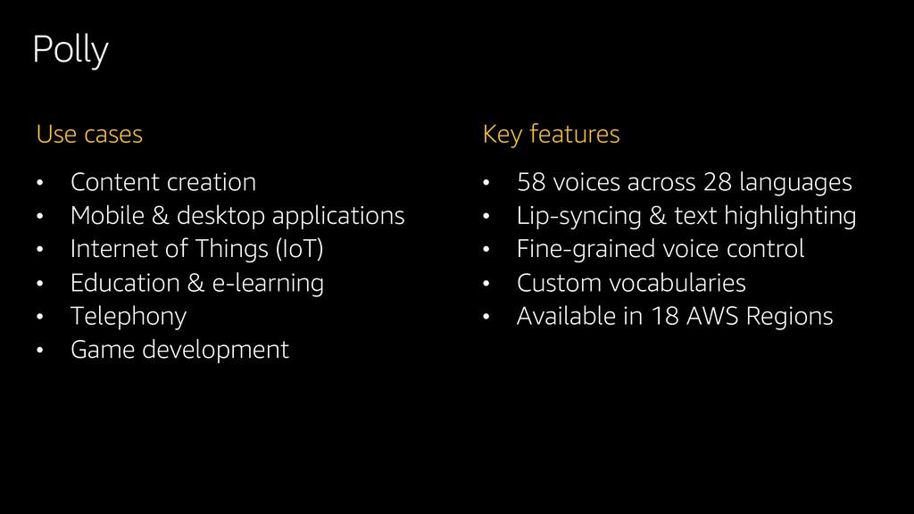 Polly • Content creation • Mobile & desktop app...