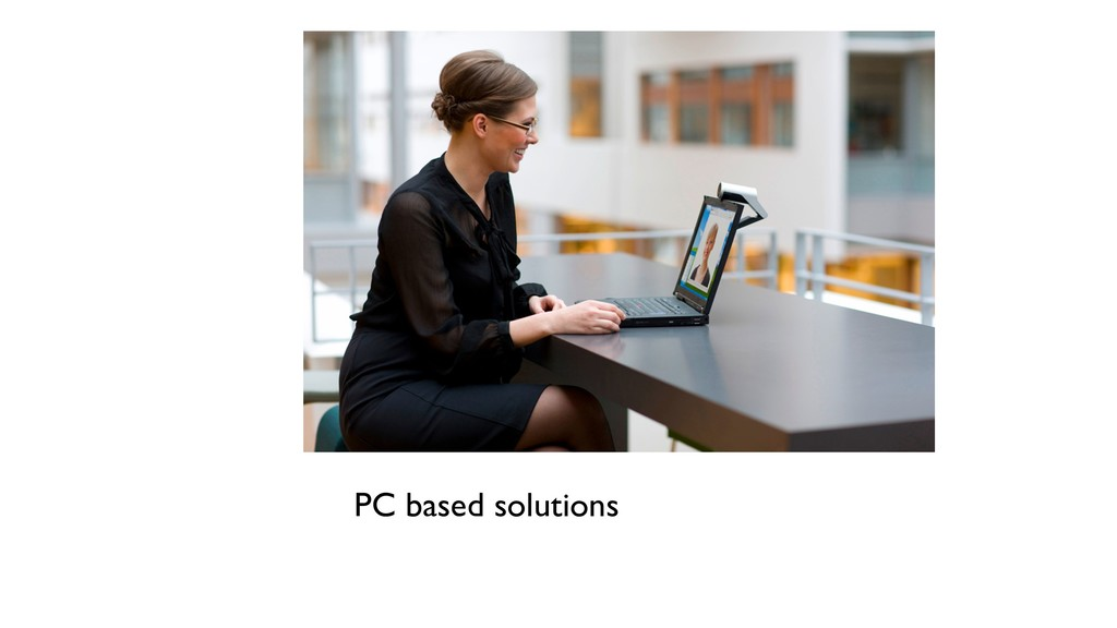 PC based solutions