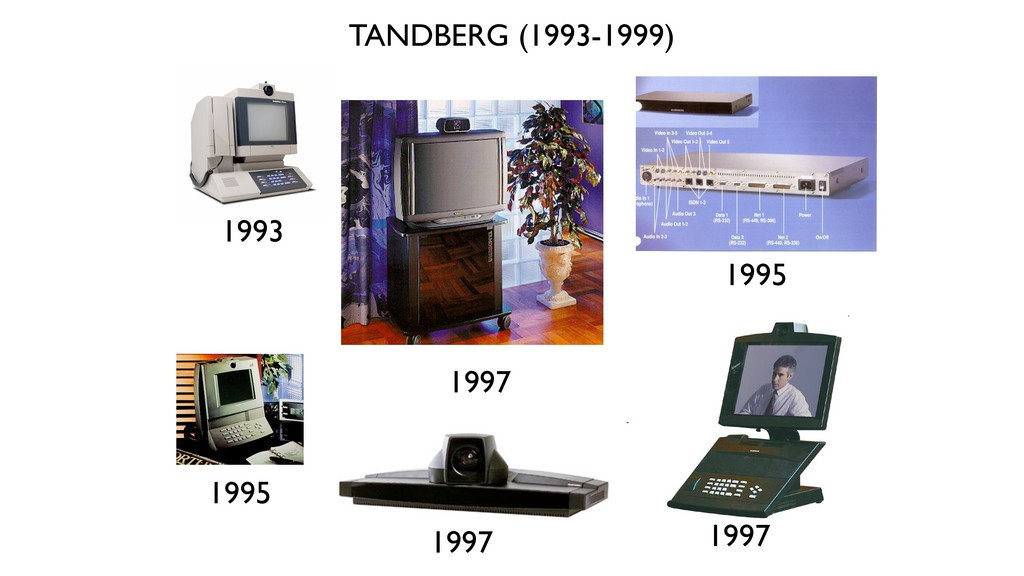 1993 1995 1997 1995 1997 1997 TANDBERG (1993-19...