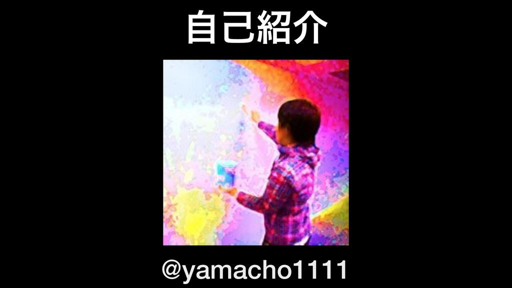 ࣗݾհ @yamacho1111
