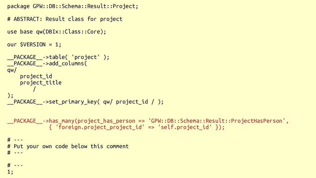 package GPW::DB::Schema::Result::Project; # ABS...