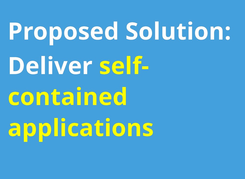 Proposed Solution: Proposed Solution: Deliver D...