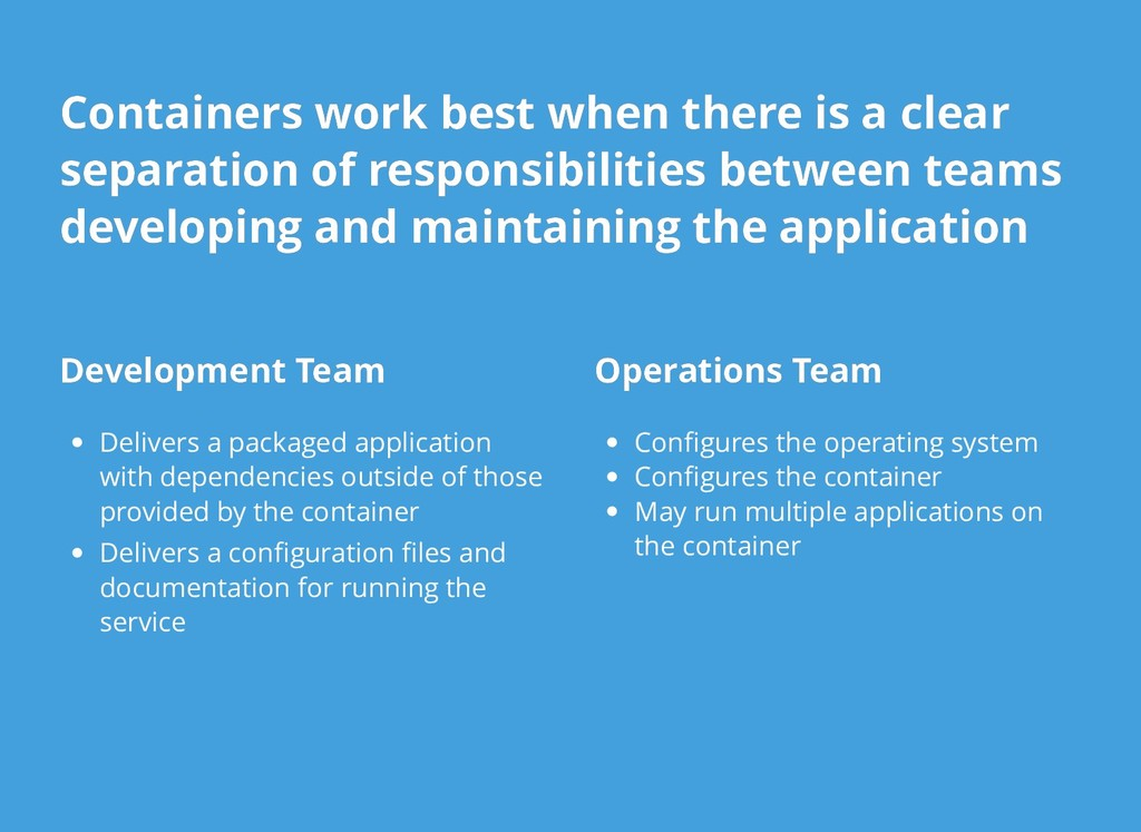 Development Team Development Team Delivers a pa...