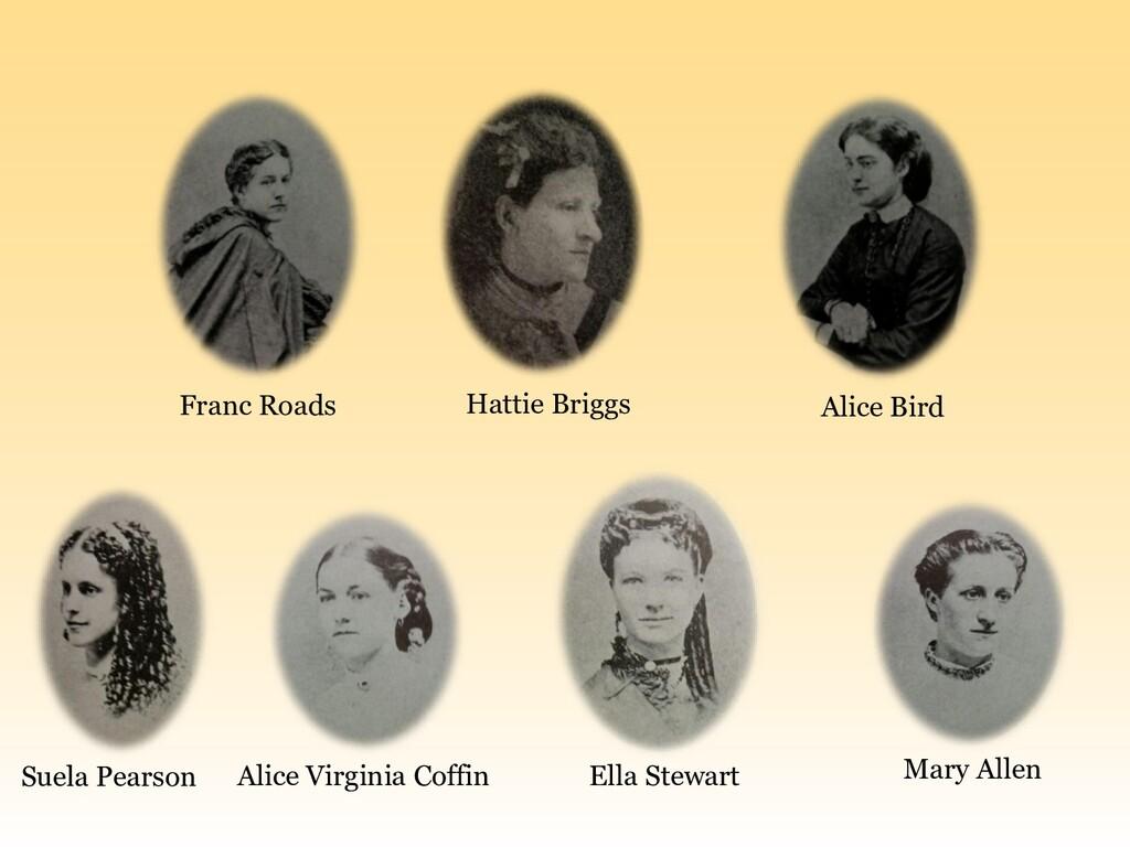 Franc Roads Hattie Briggs Alice Bird Suela Pear...