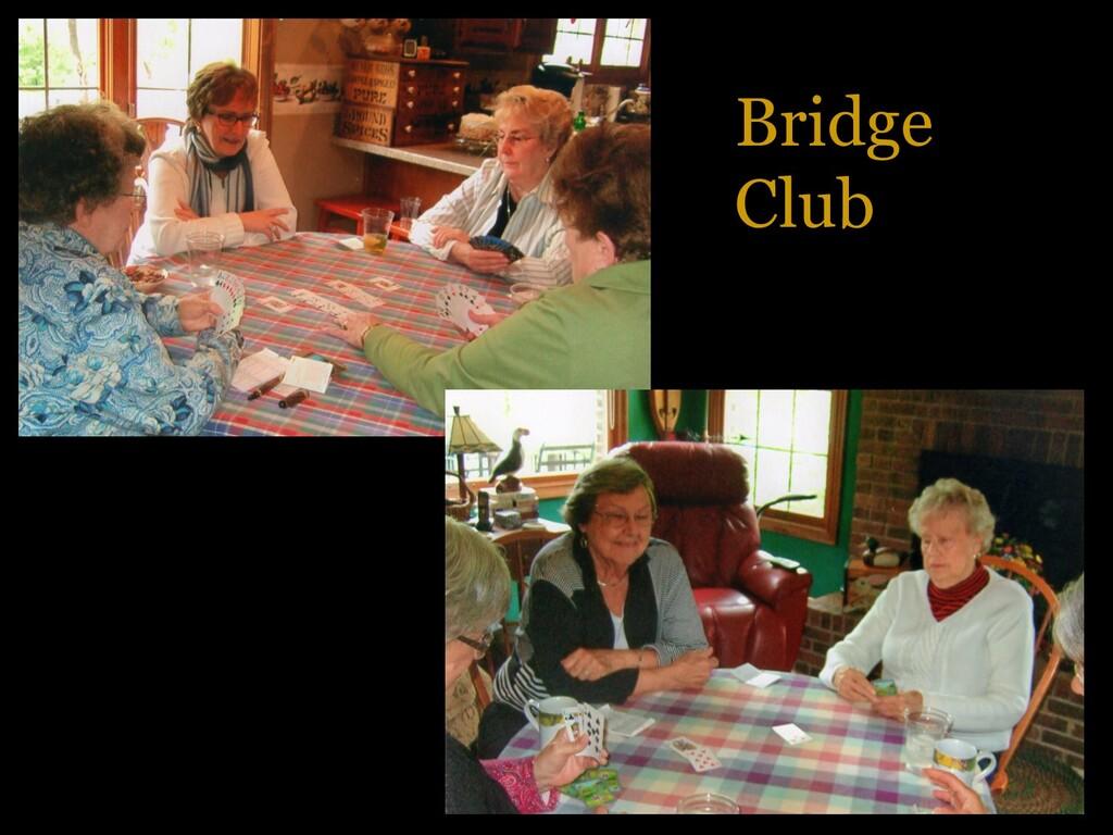 Bridge Club
