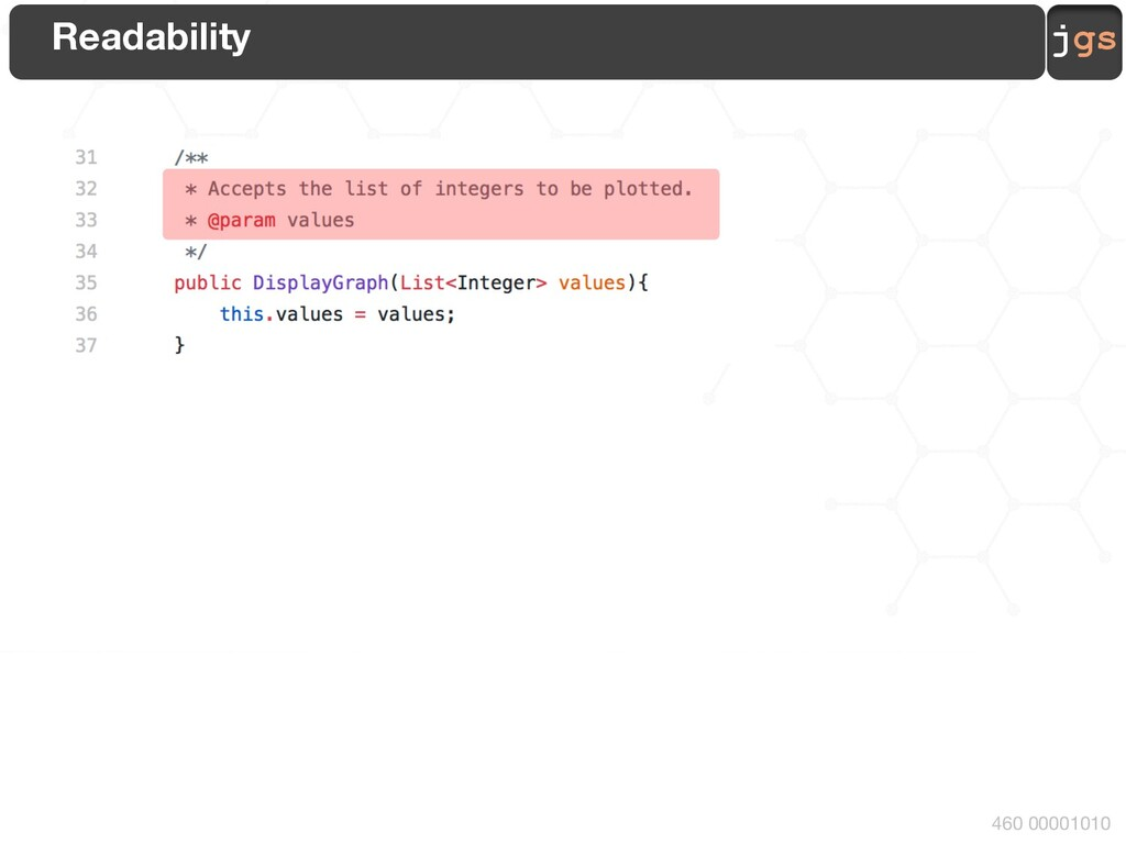 jgs 460 00001010 Readability