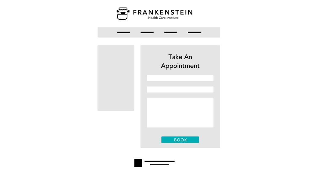 FRANKENSTEIN Health Care Institute Take An Appo...