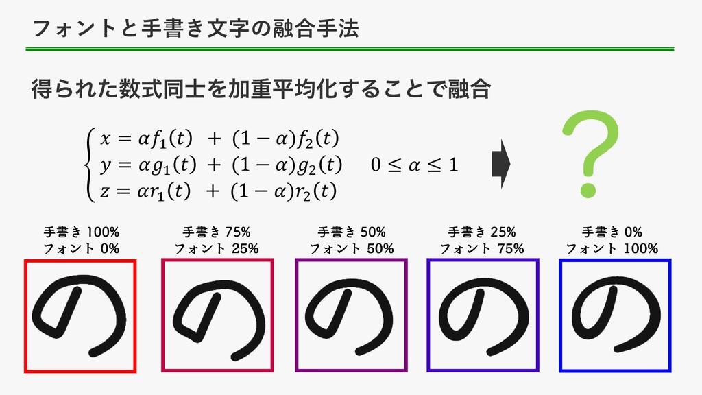 "ಘΒΕͨࣜಉΛՃॏฏۉԽ͢Δ͜ͱͰ༥߹   ༥  ! "" = $%&..."