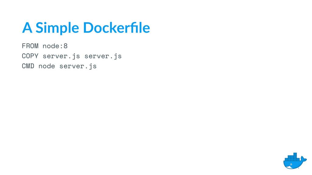 FROM node:8 COPY server.js server.js CMD node s...