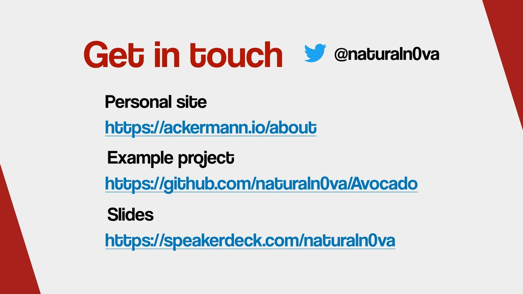 @naturaln0va Get in touch Personal site https:/...