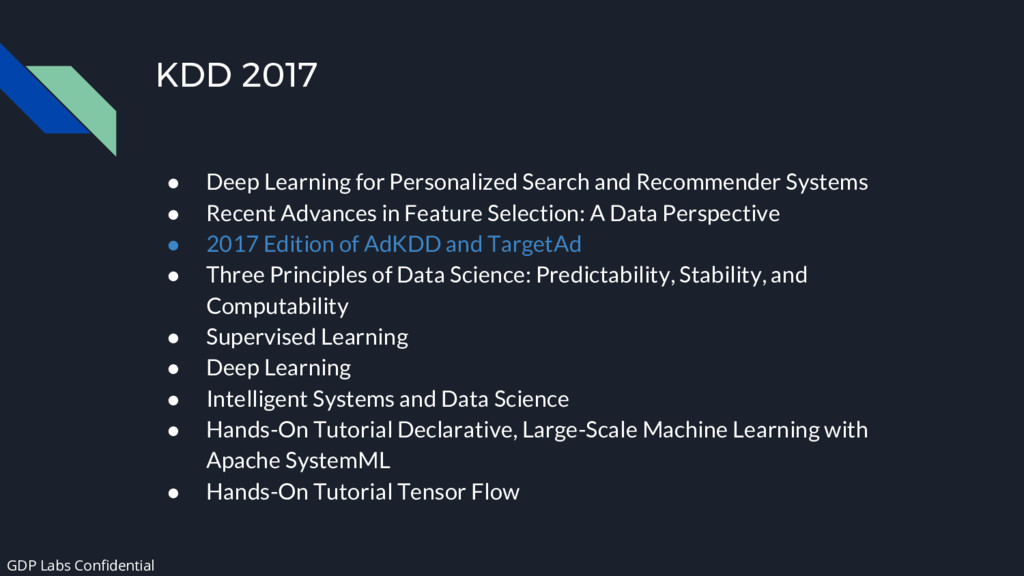 KDD 2017 ● Deep Learning for Personalized Searc...