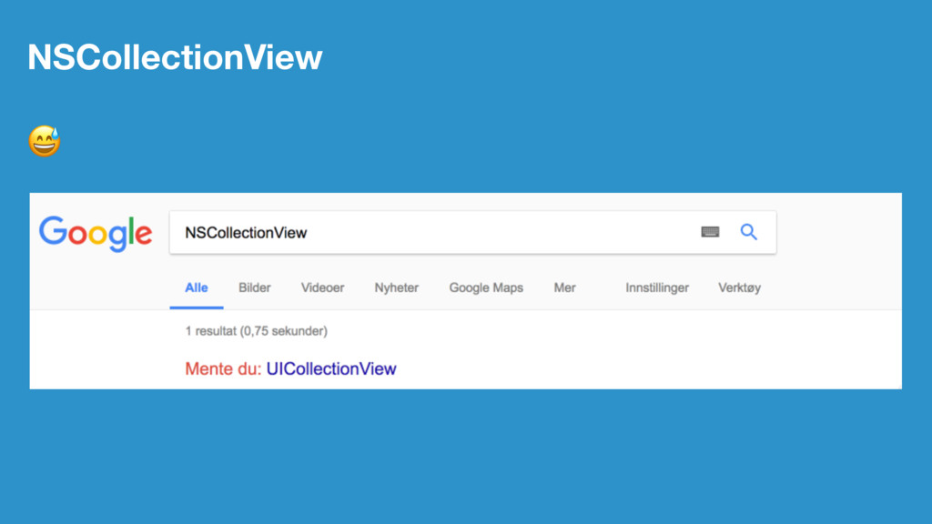 NSCollectionView !