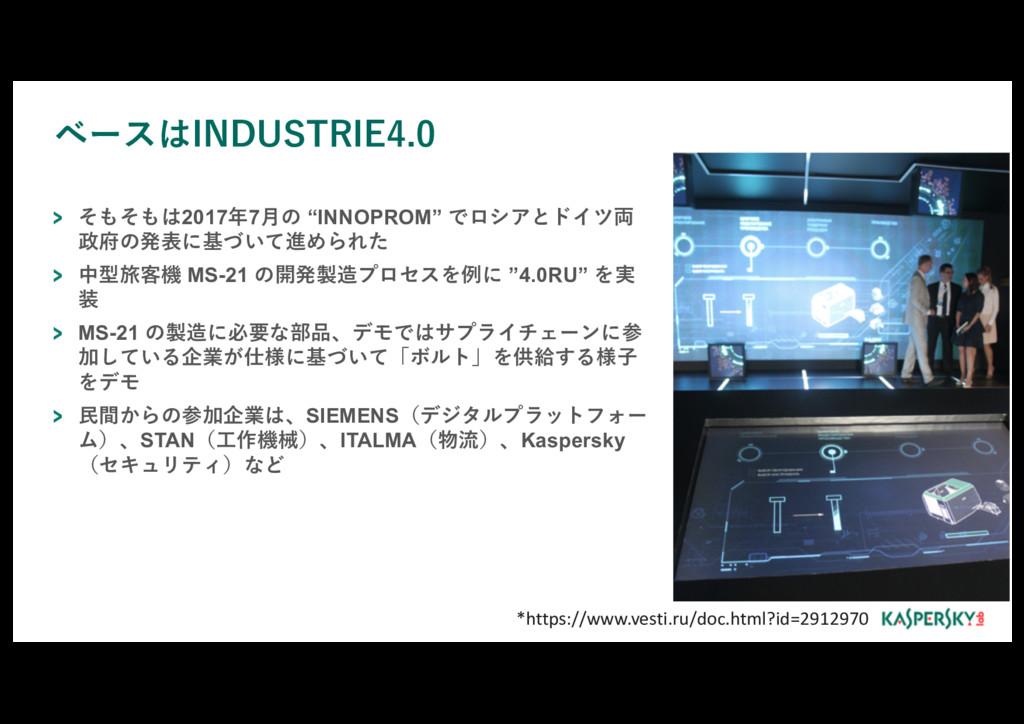 """N 4 4 2017 7 """"INNOPROM"""" E S MS-21 ND """"4.0RU"""" D ..."""