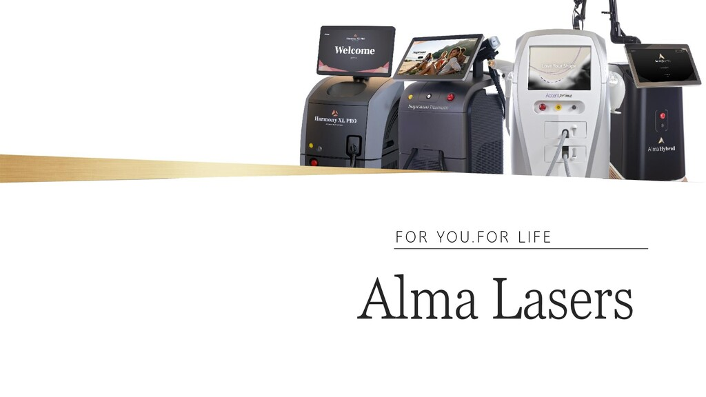 Alma Lasers FOR YOU.FOR LIFE