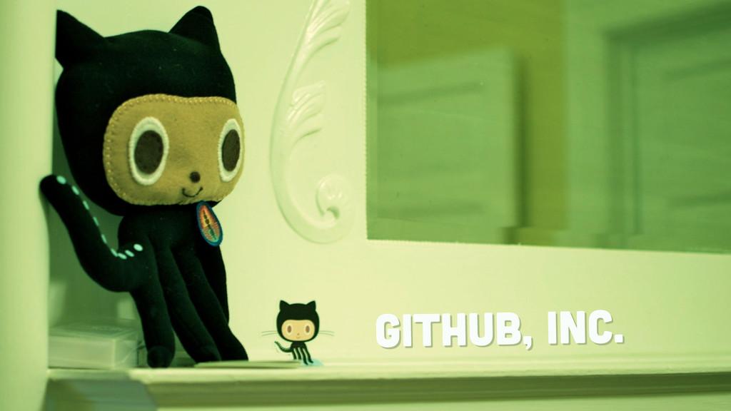 github, inc.