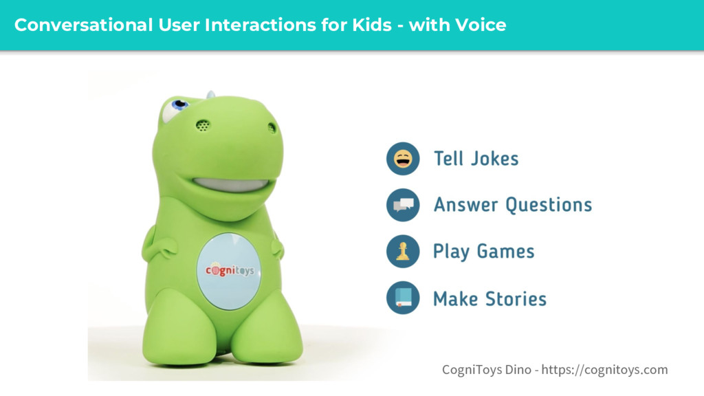 @ Conversational User Interactions for Kids - w...