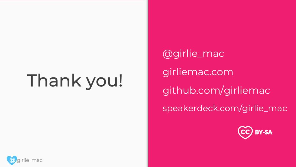 @ @girlie_mac girliemac.com github.com/girliema...
