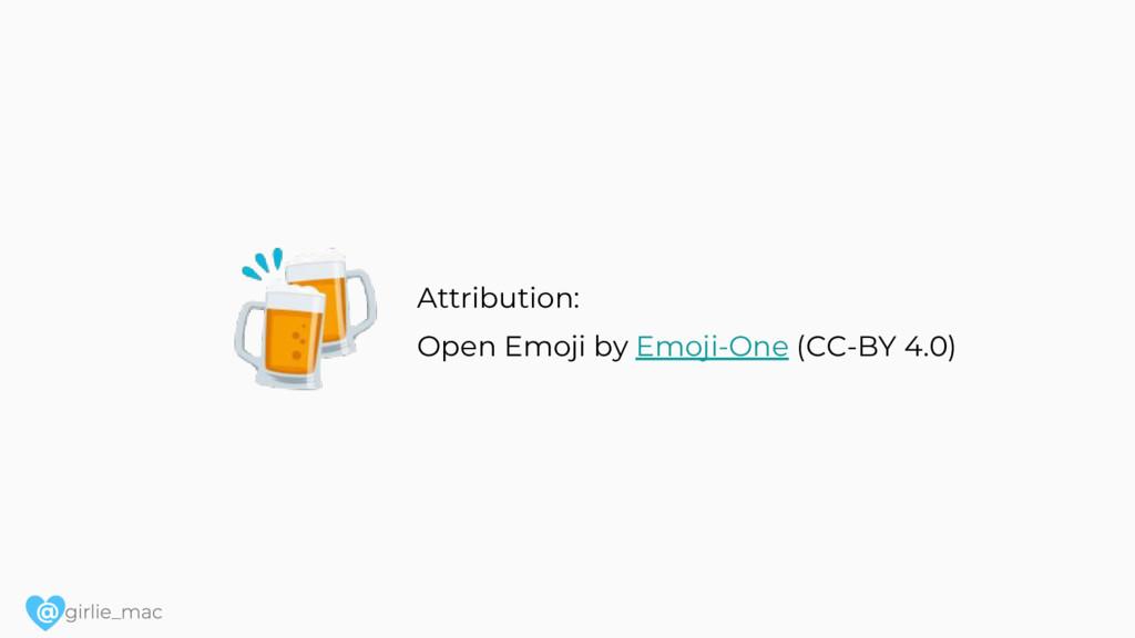 @ Attribution: Open Emoji by Emoji-One (CC-BY 4...