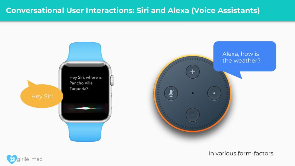 @ Conversational User Interactions: Siri and Al...