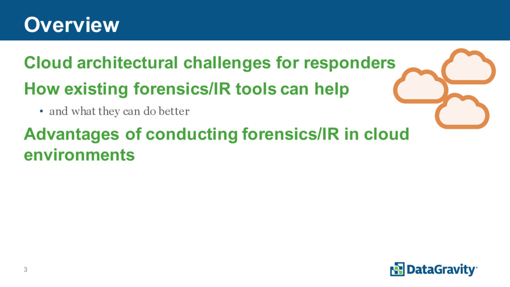 3 Overview Cloud architectural challenges for r...