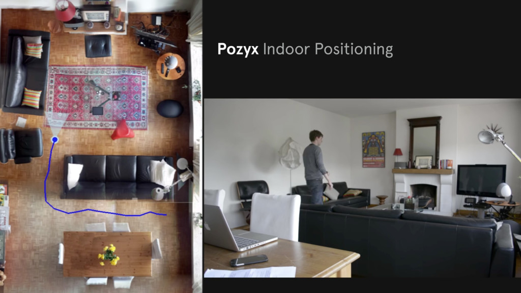 LOCAL PROJECTS 101 Pozyx Indoor Positioning