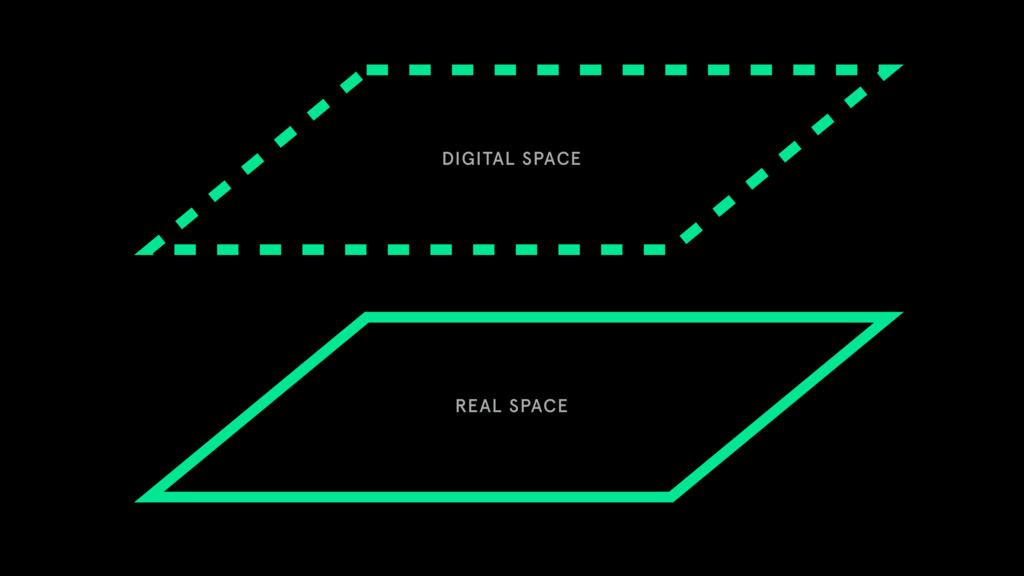 REAL SPACE DIGITAL SPACE