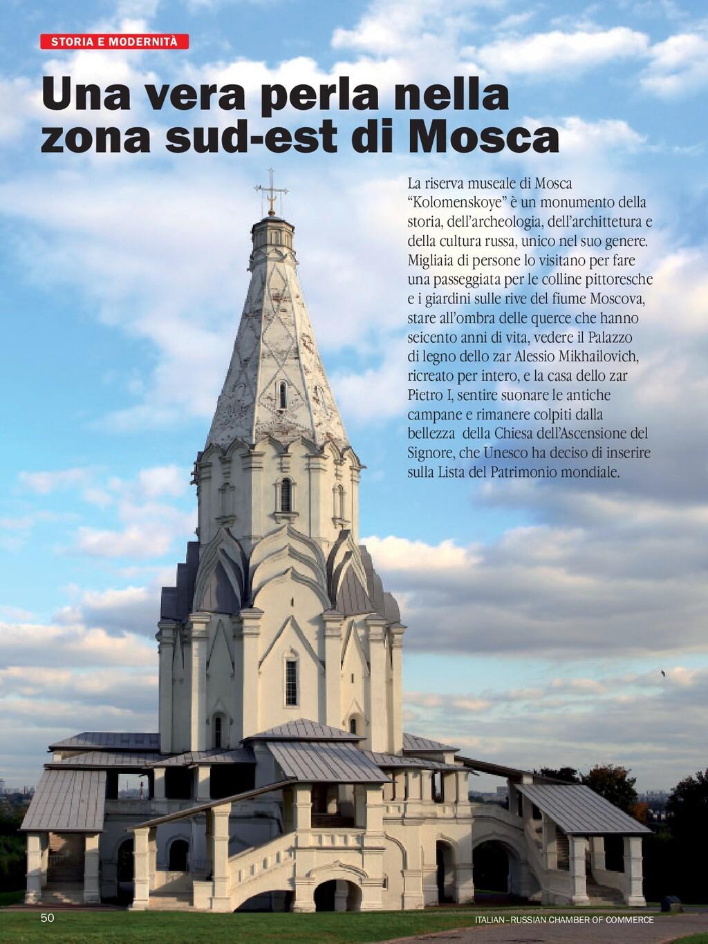 STORIA E MODERNITÀ 50 ITALIAN–RUSSIAN CHAMBER O...