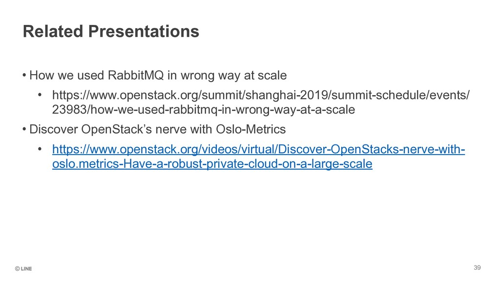 • How we used RabbitMQ in wrong way at scale   ...