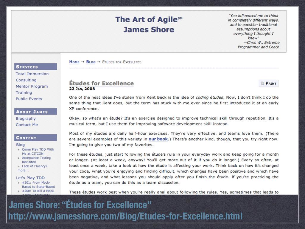 http://www.jamesshore.com/Blog/Etudes-for-Excel...