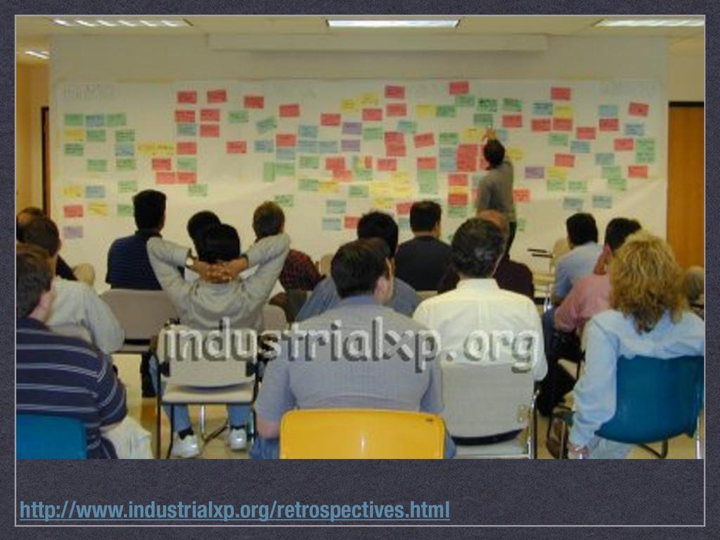 http://www.industrialxp.org/retrospectives.html