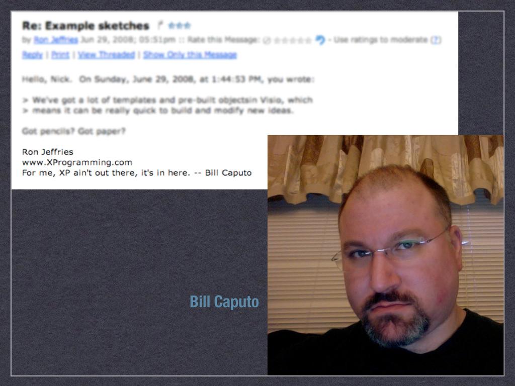 Bill Caputo