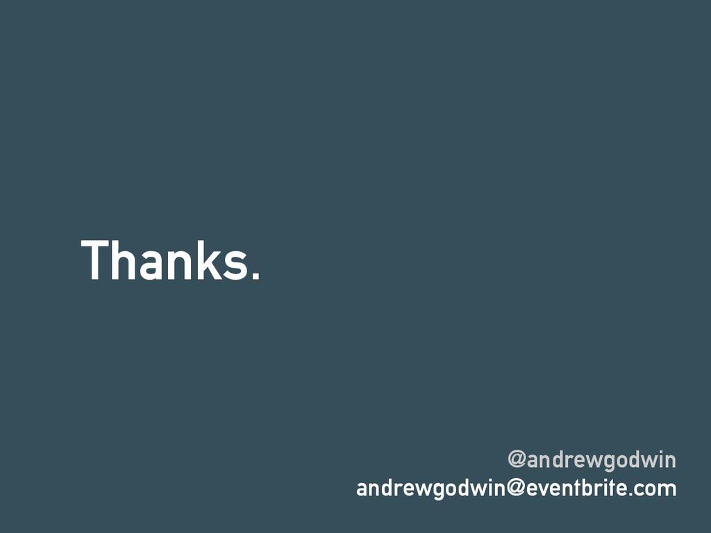 Thanks. @andrewgodwin andrewgodwin@eventbrite.c...