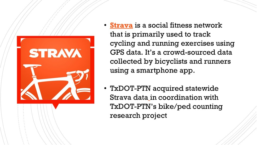 • Strava is a social fitness network that is pr...
