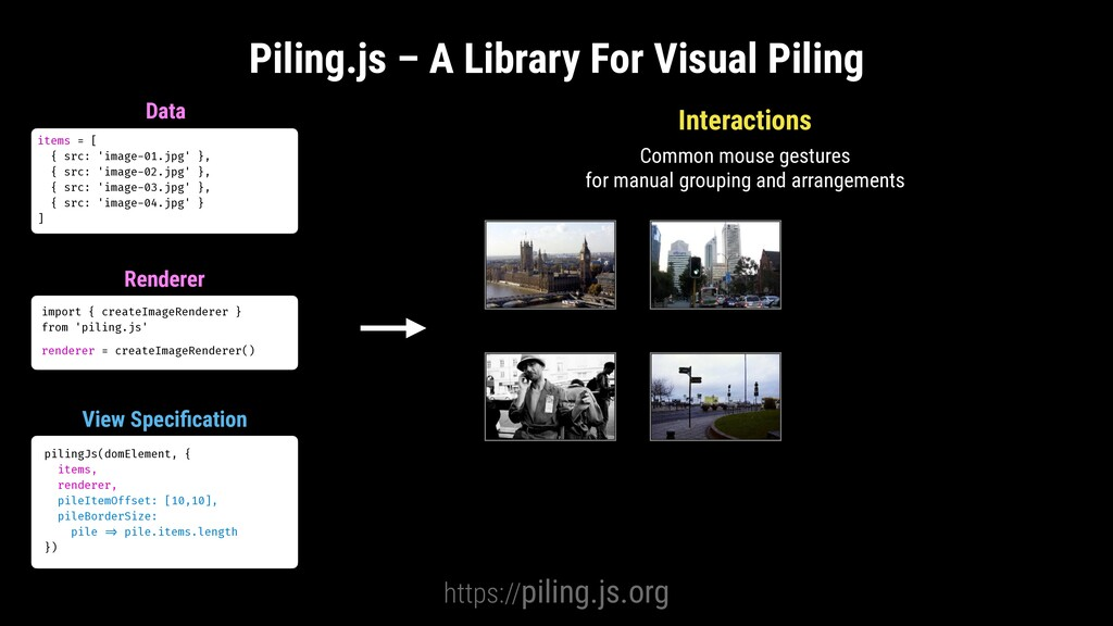 Piling.js – A Library For Visual Piling https:/...