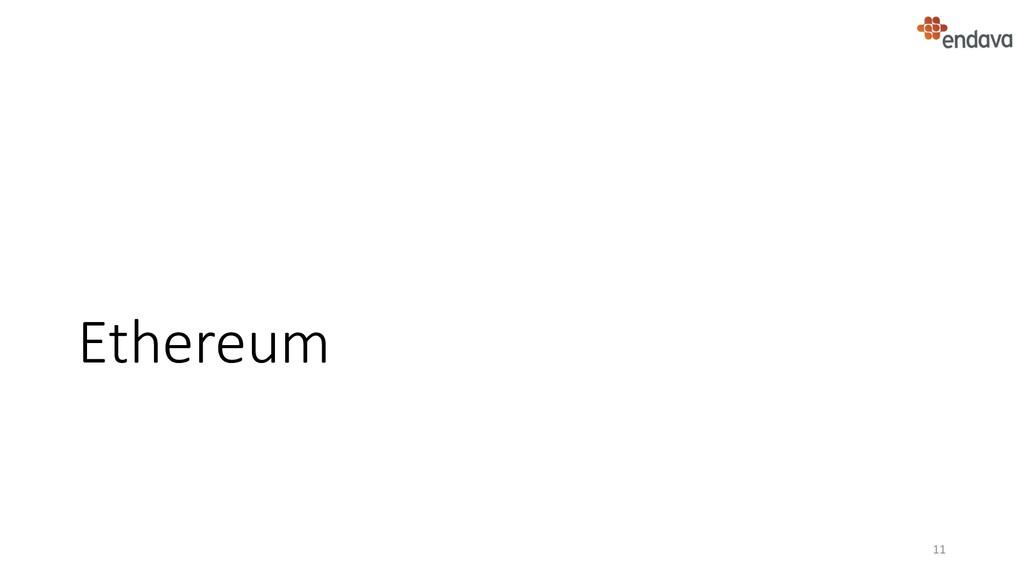 Ethereum 11