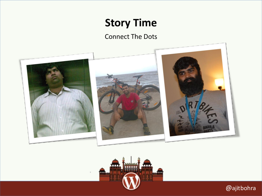 Story Time Connect The Dots @ajitbohra