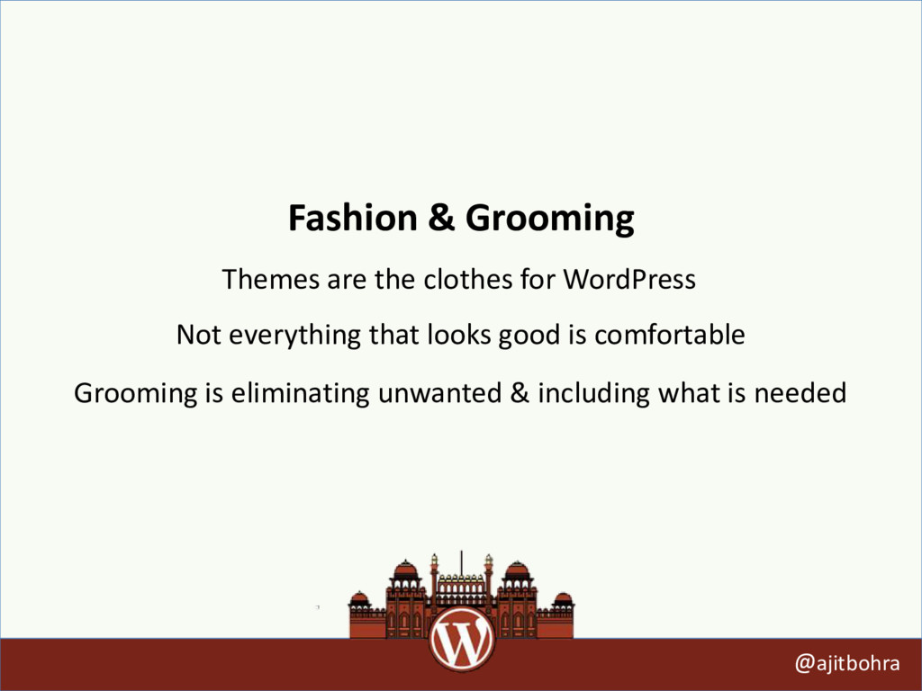 Fashion & Grooming @ajitbohra Themes are the cl...