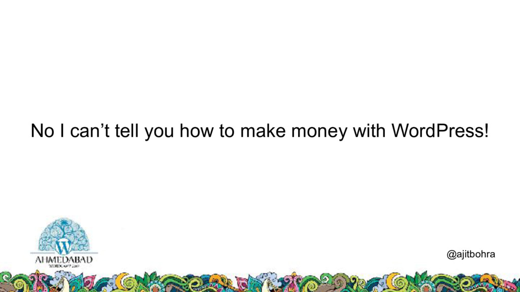 No I can't tell you how to make money with Word...