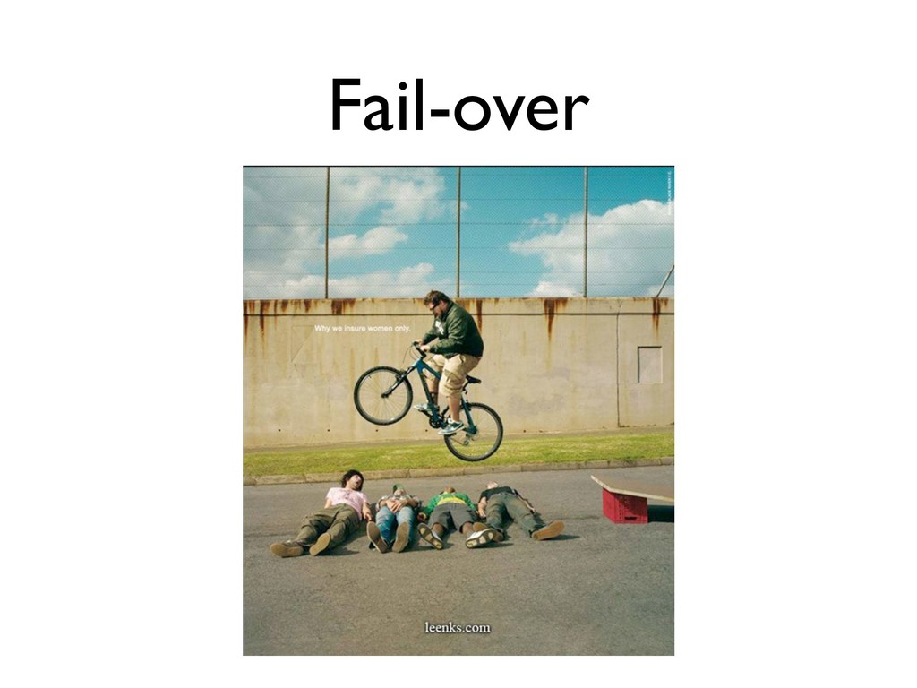 Fail-over