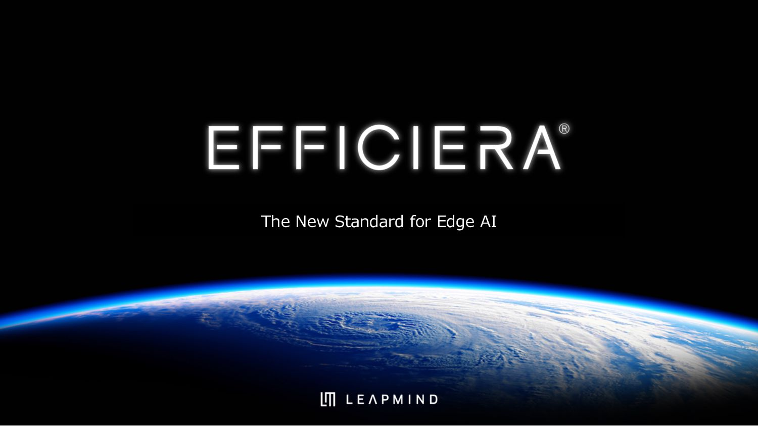 28 The New Standard for Edge AI