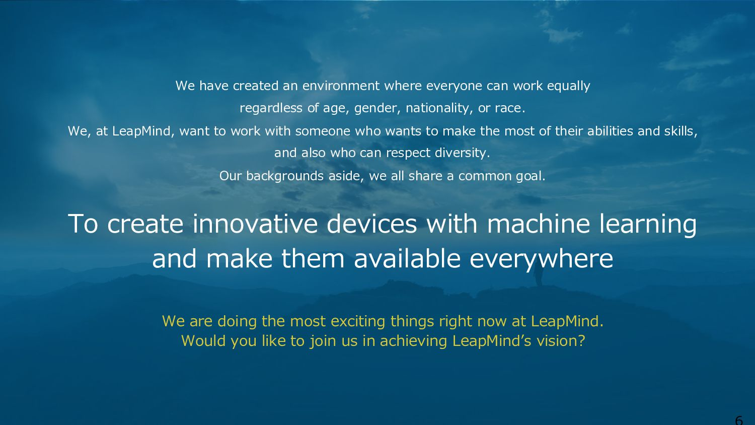 WE'RE HIRING https://leapmind.io/ https://leapm...