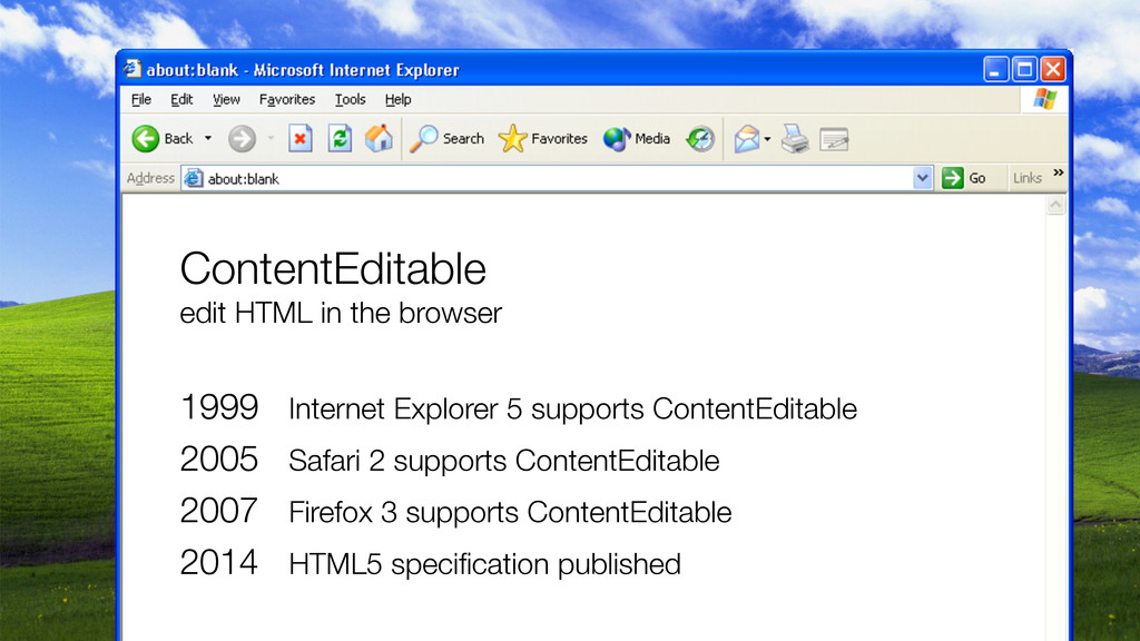 ContentEditable