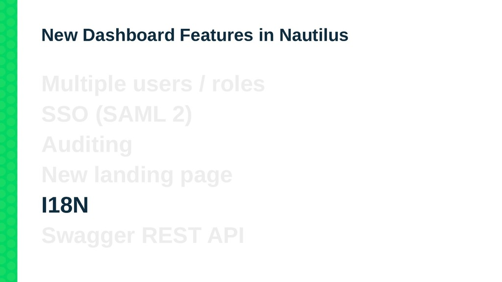 New Dashboard Features in Nautilus Multiple use...