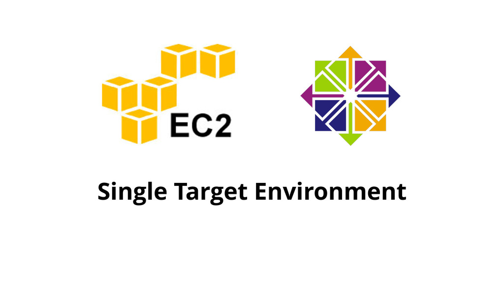Single Target Environment