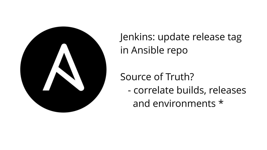 Jenkins: update release tag in Ansible repo ! S...