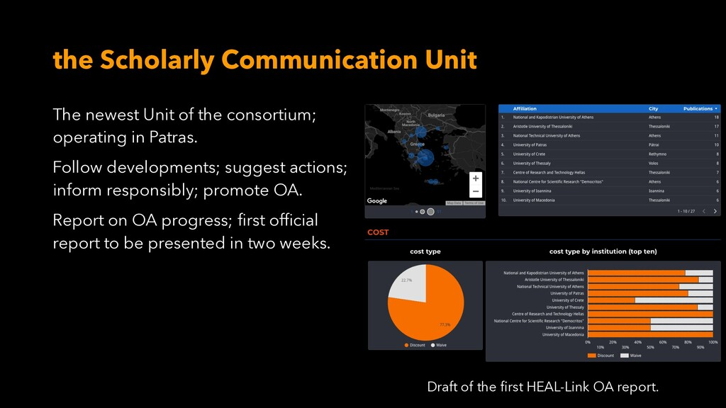 the Scholarly Communication Unit The newest Uni...