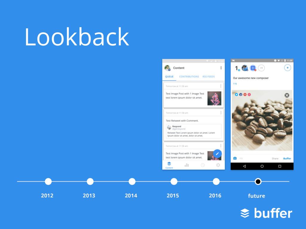 Lookback