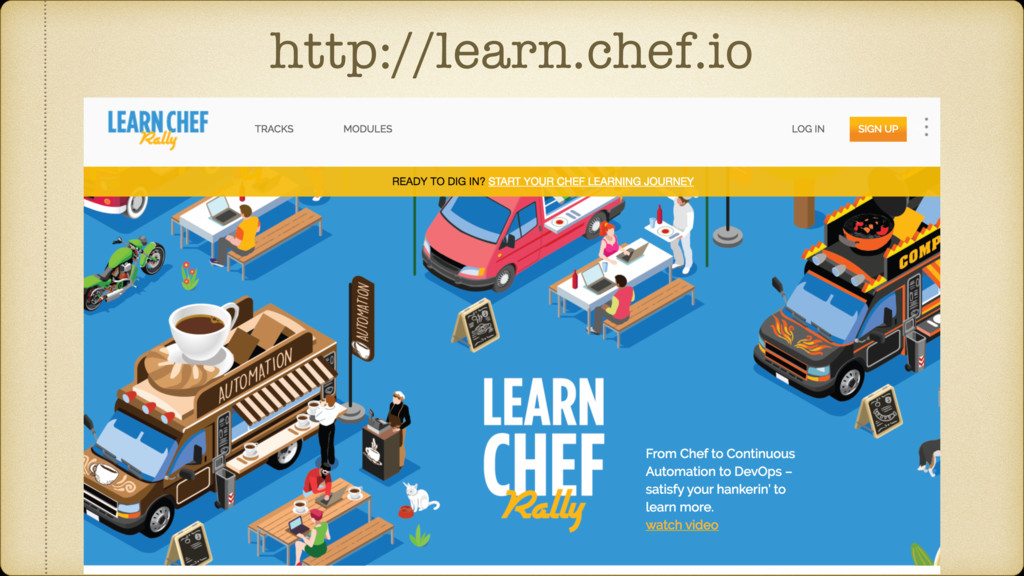 http://learn.chef.io